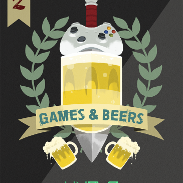 Games & Beers 3rd edition